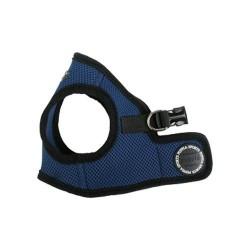 Puppia Soft | Harnais veste confortable pour chien | Bleu marine