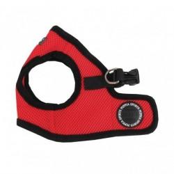 Puppia Soft | Harnais veste confortable pour chien | Rouge
