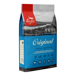 ORIJEN Original | Croquettes sans céréales pour chien et chiot
