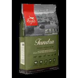 ORIJEN Tundra | Croquettes sans céréales pour chien et chiot | Viandes de brousse