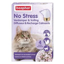 Beaphar No stress  Diffuseur calmant pour chat + recharge 30ml