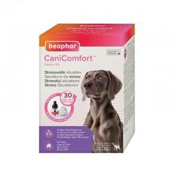 Beaphar CaniComfort | Diffuseur calmant aux phéromones chien + recharge 48 ml