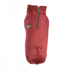 Bobby Snowflake   Pull polaire pour chien   Rouge