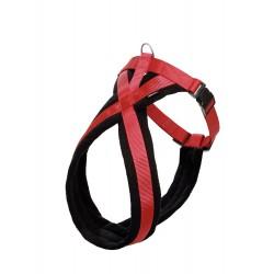 Karlie Cross | Harnais de sport pour chien | Rouge