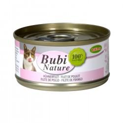 Bubimex | Bubi nature pâtée pour chat au filet de poulet | 70 g