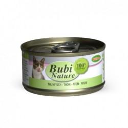 Bubimex | Bubi nature pâtée pour chat au thon | 70 g