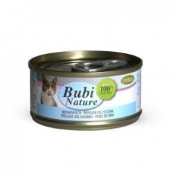 Bubimex | Bubi nature pâtée pour chat au poisson de l'océan | 70 g