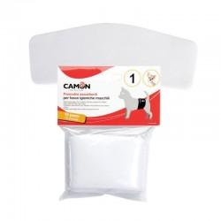 Camon | Protections absorbantes pour bande d'incontinence pour chien
