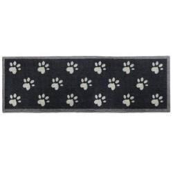 Howler & Scratch | Tapis d'entrée long motifs pattes de chien