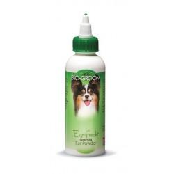 Bio-Groom   Poudre nettoyante pour les oreilles des chiens et chats   24 g