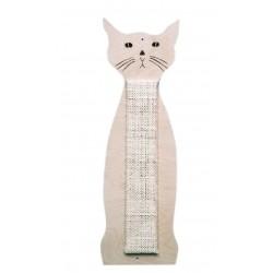 Beeztees | Griffoir en forme chat de 60 cm