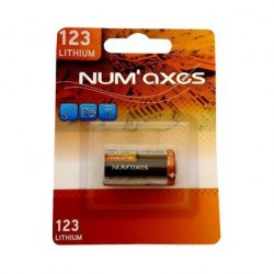 Num'Axes | Pile pour collier anti-aboiement Canicalm de 3 volts