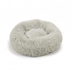 Beeztees | Coussin doux très confortable pour chien et chat | Gris clair