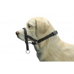 Beeztees Dog control | Collier muselière de dressage | Noir