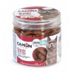 Camon | Friandises bâtonnets de poulet pour chat | 60 g