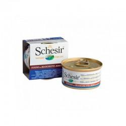 Schesir | Pâtée pour chat 85 g | Gelée de thon et blanchaille