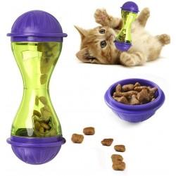 Bubimex | IQ Snack Toy | Jouet pour chat distributeur de friandises