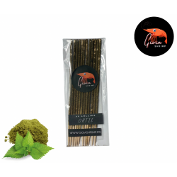 Gioiashrimp | 12 Lollies Ortie Bio pour crevettes d'aquarium