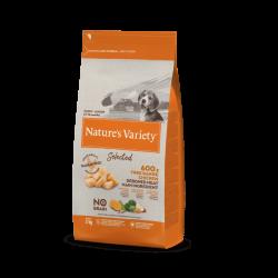 Nature's Variety | Selected Puppy et Junior Poulet | Croquettes sans céréales pour chiot