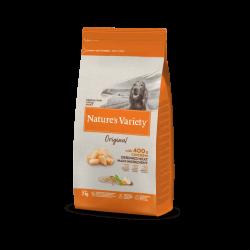 Nature's Variety | Original Medium Maxi au Poulet | Croquettes naturelles pour chien