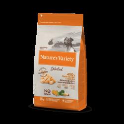 Nature's Variety | Selected Adult Mini au Poulet | Croquettes sans céréales pour petit chien