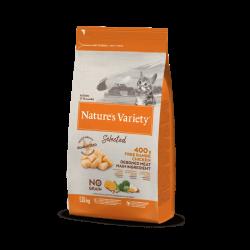 Nature's Variety | Selected Kitten Poulet | Croquettes sans céréales pour chaton