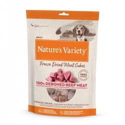 Nature's Variety | Meat Cubes | Friandises pour chien 100% pur bœuf sans céréales