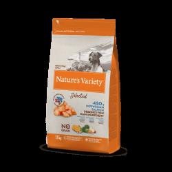 Nature's Variety | Selected Mini au saumon norvégien | Croquettes sans céréales pour petit chien