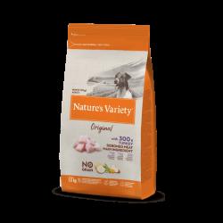 Nature's Variety | Original No Grain Mini Dinde | Croquettes sans céréales pour petit chien