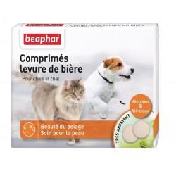 Beaphar | 100 Comprimés Levure de bière pour chien et chat