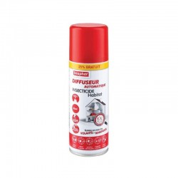 Beaphar | Fogger diffuseur automatique insecticide antiparasitaire| 200 ml
