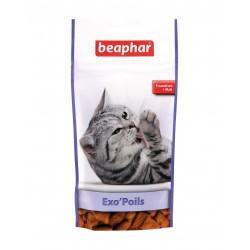Beaphar Exo'poils| Friandises pour chat anti boules de poils au Malt