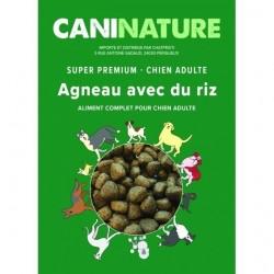 CaniNature| Adulte Agneau & Riz Super Premium