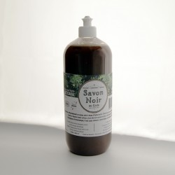 Berja | Savon noir liquide artisanal aromatisé au Cade
