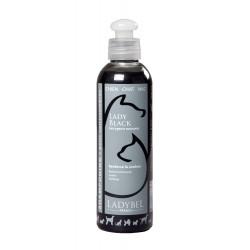 Ladybel Lady Black | Shampoing pour chien et chat au pelage noir