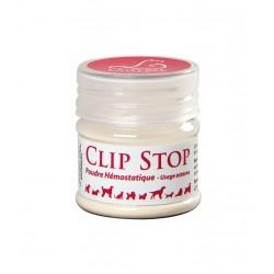 Ladybel Clip Stop | Poudre hémostatique pour arrêter le saignement | 20 g