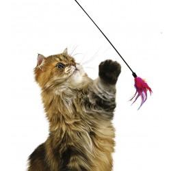 Karlie | Jouet plumeau pour chat