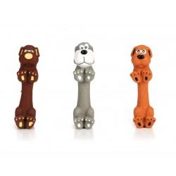 Beeztees   Jouet chien latex de 13 cm