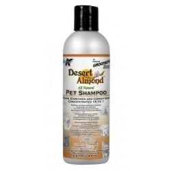 Groomer's Edge | Shampoing Desert Almond nourrit et revitalise le poil | Chien et chat