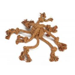 Beeztees   Jouet pieuvre Octopus corde