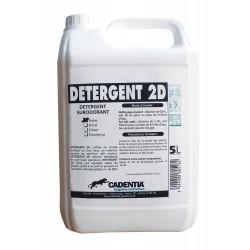 Cadentia | Détergent surodorant 2D 5 litres | Parfum fraise