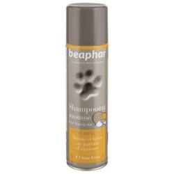 Beaphar | Spray shampoing mousse sans rinçage