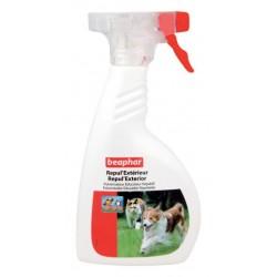 Beaphar   Spray répulsif extérieur pour chien   400 ml