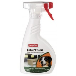 Beaphar | Spray répulsif intérieur pour chien | 400 ml