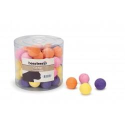 Beeztees | Balle en mousse pour chat de 3 cm