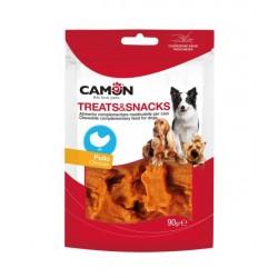 Camon | Friandises au poulet pour chien et chiot | 90 g