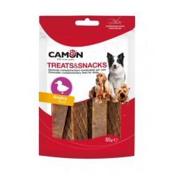 Camon | Lamelles moelleuses au canard | Friandises pour chien et chiot