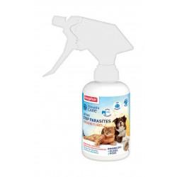 Beaphar DiméthiCARE | Lotion antiparasitaire pour chien et chat sans pesticide | 250 ml