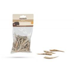 Beeztees | Friandises de poissons séchés | Sachet de 100 g