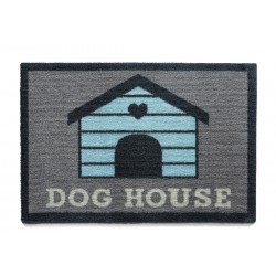 Howler & Scratch | Tapis d'entrée Dog House
